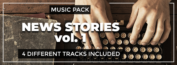 News Stories Music Pack